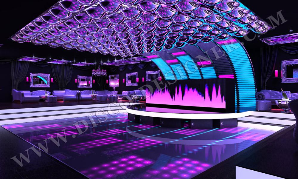 Фото дизайн диско клуба